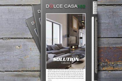 cuốn vải mẫu solution upholstery