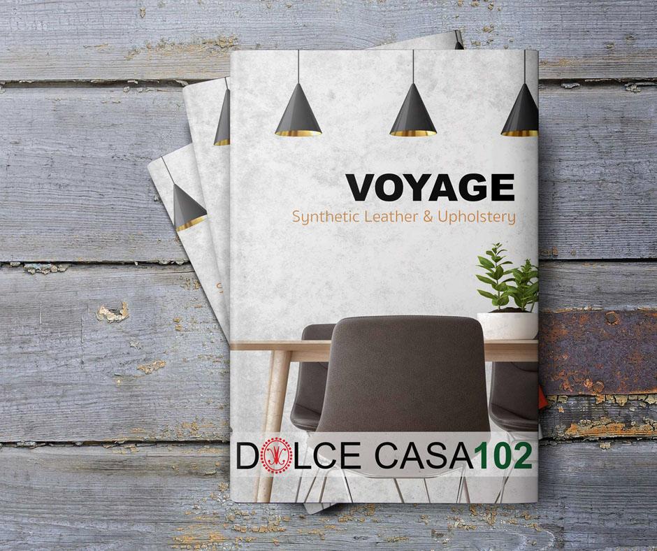 cuốn vải mẫu voyage